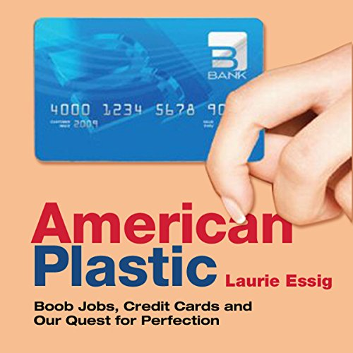 American Plastic audiobook cover art