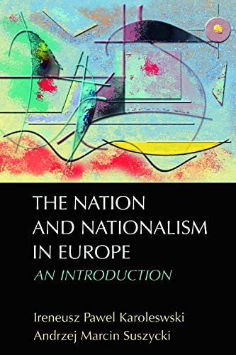 The Nation and Nationalism in Europe An Introduction product image