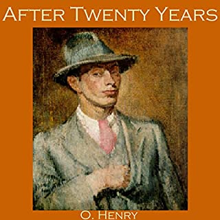 After Twenty Years audiobook cover art