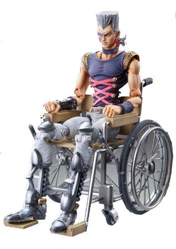 Super Figure Action [JoJo`s Bizarre Adventure] Part V 41.J.P. Polnareff [JAPAN] (japan import)