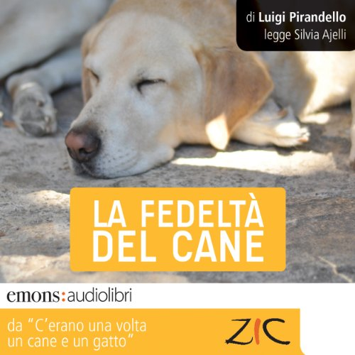 La fedeltà del cane audiobook cover art