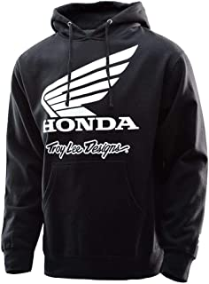 Mens Official Licensed Honda Wing Hoody
