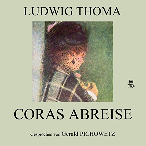 Coras Abreise audiobook cover art
