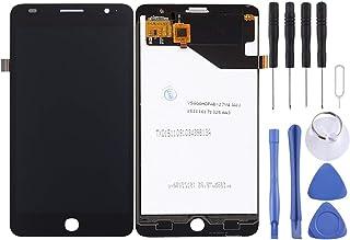 Lingland LCD Screen and Digitizer Full Assembly for Alcatel One Touch Pop Star 4G / 5070 (Black) .الهاتف الخليوي الخلفي يغ...