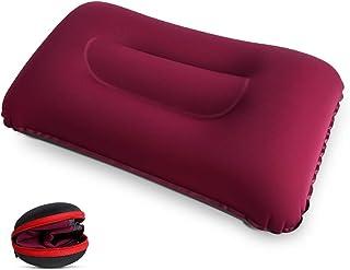 dormir Almohada Daynecety rellena de microperlas ideal para dar soporte al cuello y a la zona lumbar perfecta para viajar darse un ba/ño yoga y para descansar los pies masajes