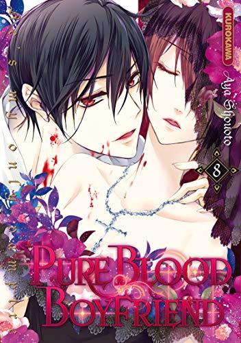 PureBlood Boyfriend - He's my only vampire - tome 08 (8)
