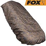FOX Camo Cover Thermal VRS2 150x240 - Schutzhaube für Angelliege, Abdeckung für Karpfenliege & Schlafsack, Schutzabdeckung
