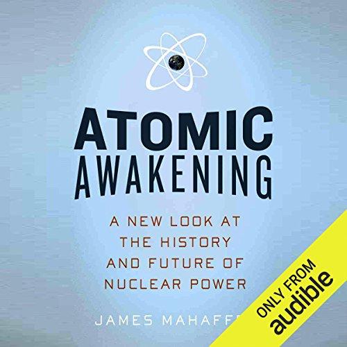 Atomic Awakening audiobook cover art