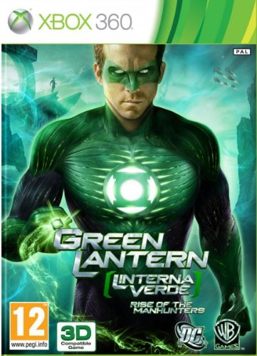 Green Lantern: Rise of the Manhunters [Import spagnolo]