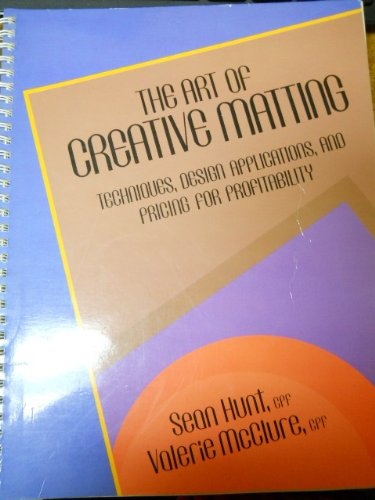 The Art of Creative Matting: Techniques, Design Applications, and Pricing for Profitability