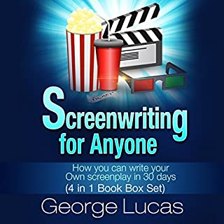 Screenwriting for Anyone audiobook cover art