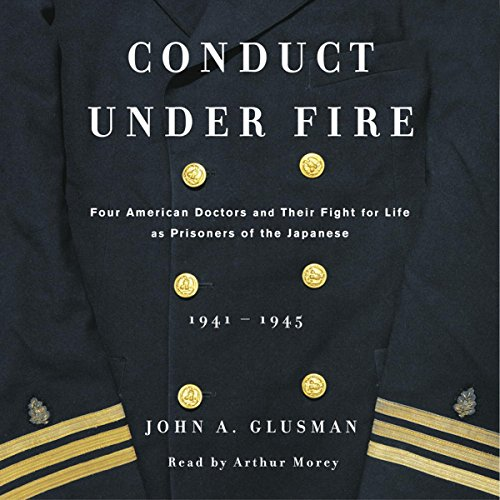 Conduct Under Fire audiobook cover art
