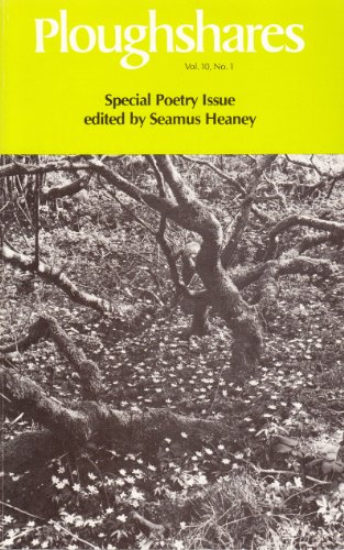 Ploughshares Spring 1984 Guest-Edited by Seamus Heaney (English Edition)