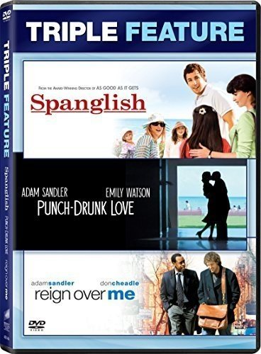 Punch-Drunk Love / Reign Over Me / Spanglish [Edizione: Stati Uniti] [Italia] [DVD]