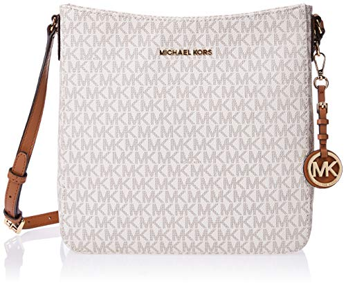 MICHAEL Michael Kors Jet Set Travel Large Messenger Vanilla One Size