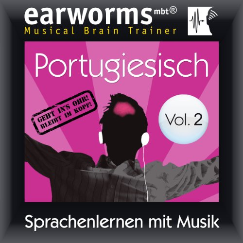 Portugiesisch (vol.2): Lernen mit Musik                   By:                                                                                                                                 earworms learning                               Narrated by:                                                                                                                                 Uli Holler,                                                                                        Ana Valdez                      Length: 1 hr     Not rated yet     Overall 0.0