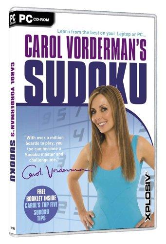[Import Anglais]Carol Vorderman's Sudoku Game PC