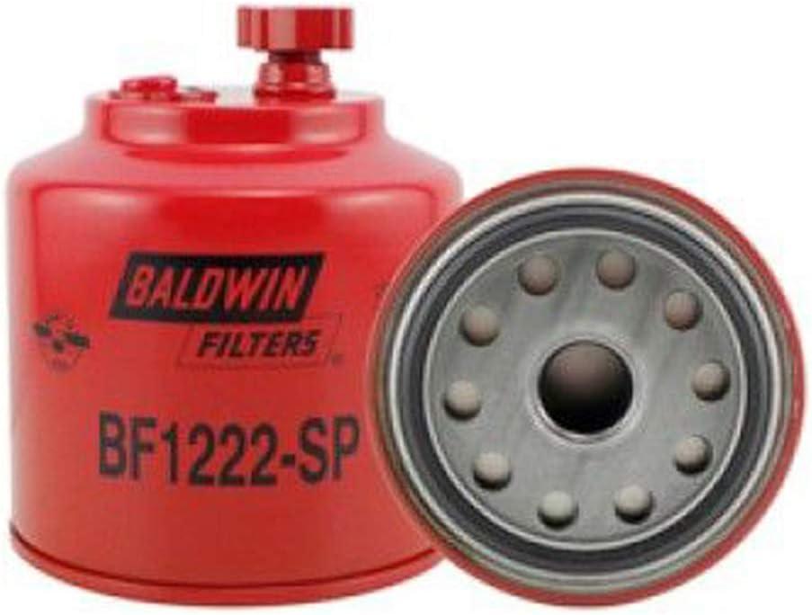 Baldwin Heavy Duty BF1222-SP Challenge the lowest price Fuel Under blast sales Filter x 32 4-9 4 5-1
