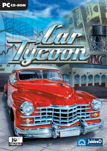 Pc-Spiel CAR TYCOON