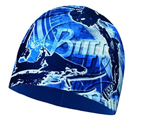 Buff BH113439.707.10.00 BH Micro Polar Jr Jump Blue Unisex-Adult, Multicolor, Taille Unique
