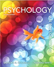 Best ciccarelli psychology 2nd edition Reviews