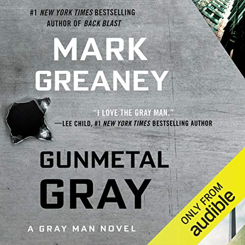 Gunmetal Gray audiobook cover art