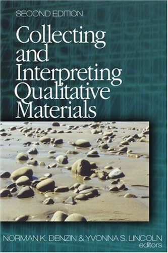 Image OfCollecting And Interpreting Qualitative Materials