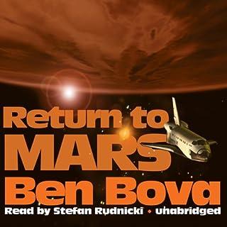 Return to Mars audiobook cover art