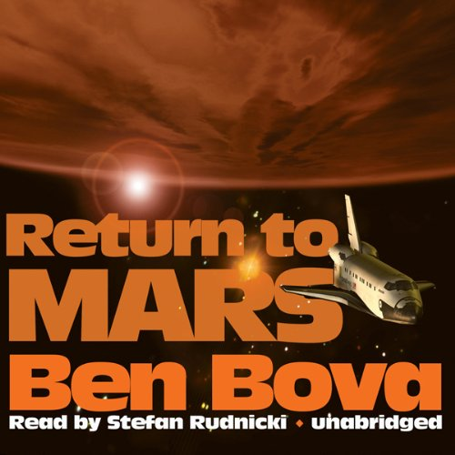 Return to Mars copertina