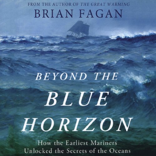 Beyond the Blue Horizon audiobook cover art