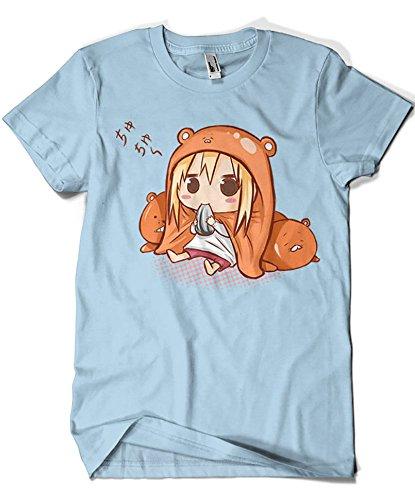 Camisetas La Colmena 3312-Camiseta Umaru Chan (PsychoDelicia)