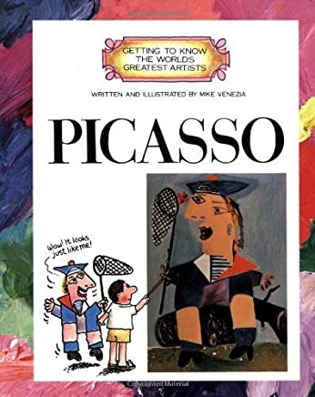 Picasso (Getting to Know the Worlds Greatest Artists) by Mike Venezia (1995-10-12)