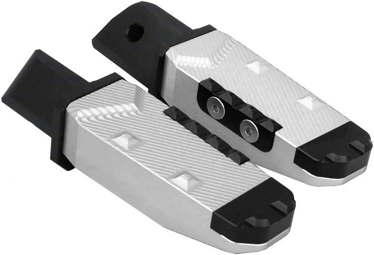 Pedales de pie para Motocicleta CNC para Kawasaki ZX-6R ZX-10R ZX-7R ZX-9R ZX-12R Z750 Z800 Z1000 AnXin