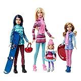 Barbie y Hermanas Escapada de Invierno