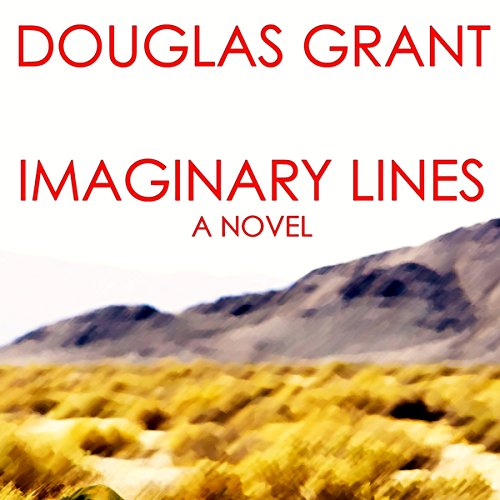 Imaginary Lines audiobook cover art