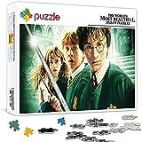 Rompecabezas para adultos 1000 piezas de Harry Potter y la cámara de los secretos Puzzle para adultos 1000 piezas (75 x 50 cm) 1000 piezas rompecabezas juegos