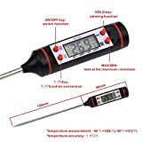 Zoom IMG-1 termometro cucina digitale da con
