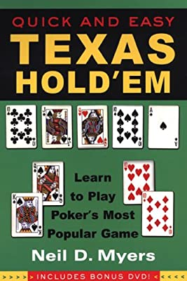 Quick and Easy Texas Hold'em--Includes Instructional DVD