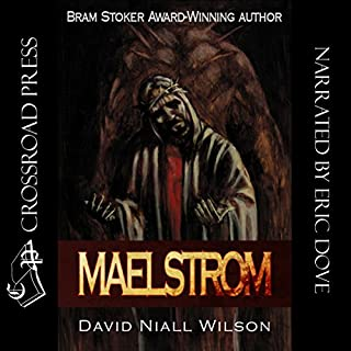 Maelstrom audiobook cover art