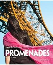Promenades 2nd Ed Looseleaf Textbook, Supersite Plus & WebSAM Code, Workbook/Video Manual, Lab Manual and Answer Key