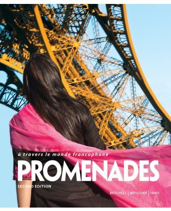 Promenades, 2nd Ed - Student Edition w/ Supersite Plus w/ vtext Code