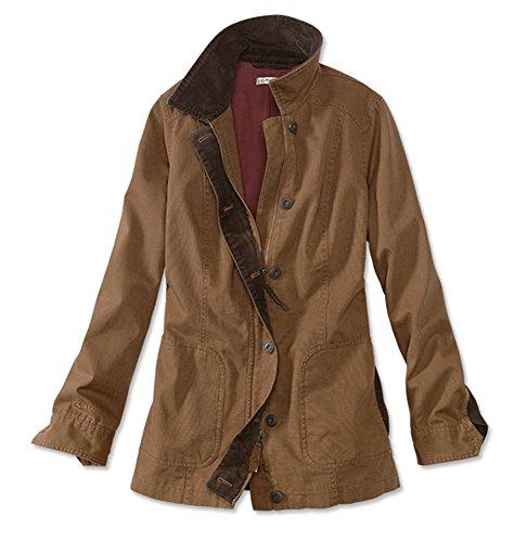 Orvis Women's Classic Barn Jacket, Tobacco, X Large