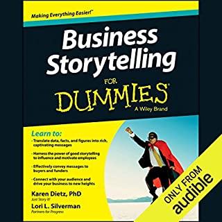 Business Storytelling for Dummies cover art
