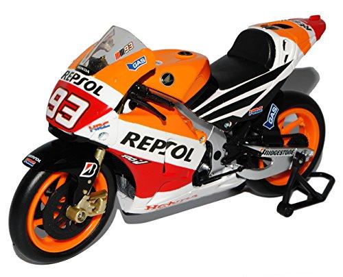 Honda Repsol RC213V Nr 93 Marc Marquez Weltmeister 2013 MotoGP 1/12 New Ray Modell Motorrad Modell Auto