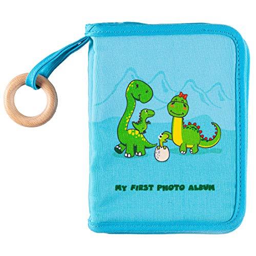 Baby-Fotobuch, weich, personalisierbar