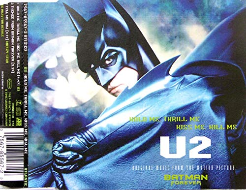 Hold me thrill me kiss me / Themes from Batman forever / Tell me now / 7567-85567-2 / A7131CD