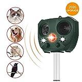 Best Animal Repellers - Wikomo Animal Repeller Solar Powered Ultrasonic Motion Sensor Review