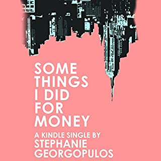 Some Things I Did for Money cover art