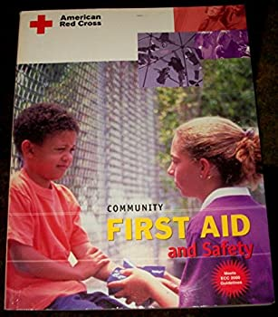 Paperback American Red Cross Community First Aid and Safety Book