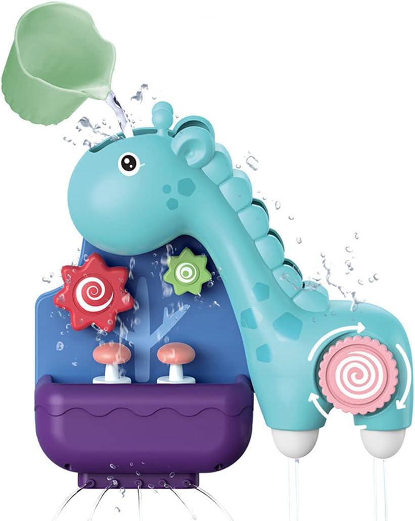 Lnrueg Bathtub Toy Max 65% OFF Cute Creative New product Wall Tile Spray Bat Interactive